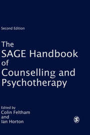 The Sage Handbook of Counselling and Psychotherapy image