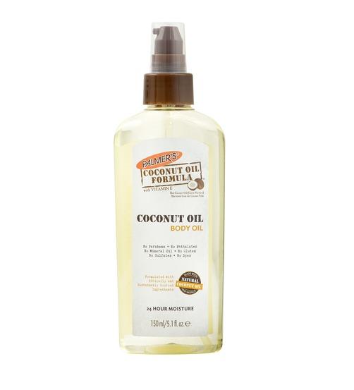 Palmers Coconut Oil Body Oil (150ml)
