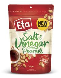 Eta: Salt & Vinegar Peanuts (150g)