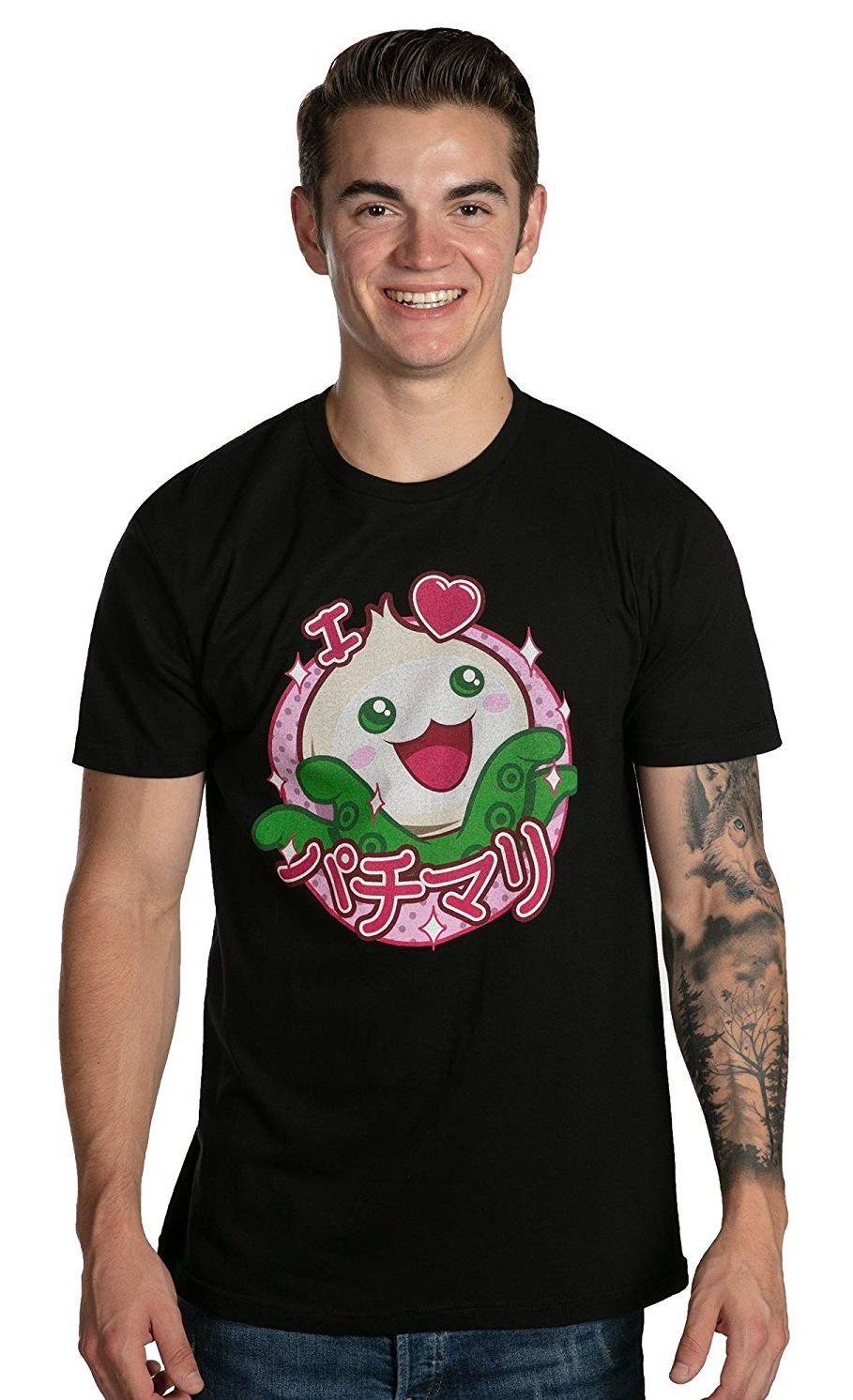 Overwatch: Pachimari - Premium T-Shirt (Medium) image