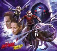 Marvel's Ant-man And The Wasp: The Art Of The Movie by Eleni Roussos
