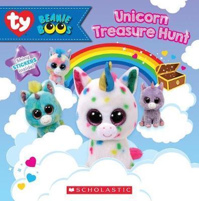 Unicorn Treasure Hunt by Meredith Rusu