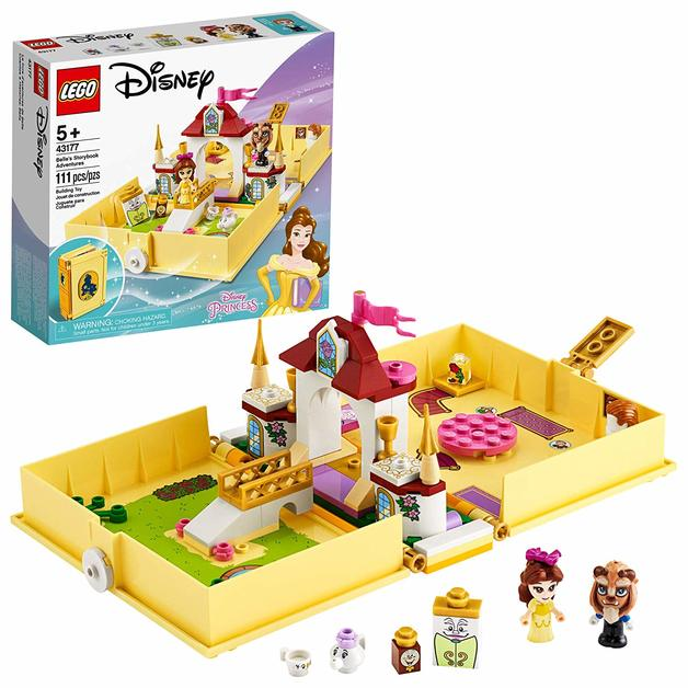 LEGO Disney: Belle's Storybook Adventures - (43177)