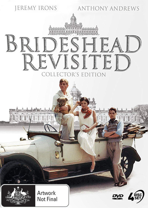 Brideshead Revisited - The Complete Series on DVD
