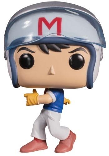 Speed Racer: Speed (with Helmet) - Pop! Vinyl Figure