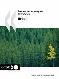 Etudes Economiques De L'OCDE: Bresil - Volume 2006-18 by OECD Publishing