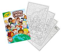 Crayola: Colors of the World - Coloring Book