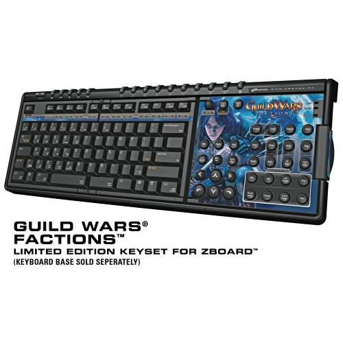 ZBoard Keyset: Guild Wars Factions image