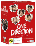 One Direction Collection Box Set DVD