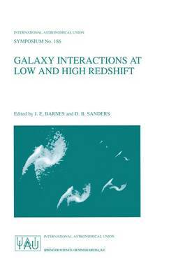 Galaxy Interactions at Low and High Redshift image