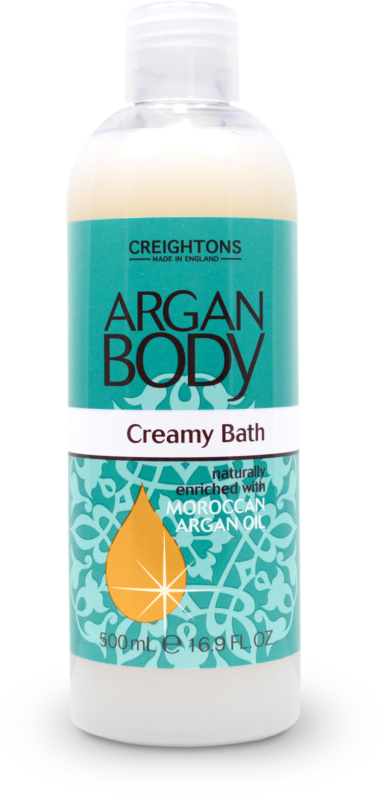 Creightons Argan Body Creamy Bath 500ml
