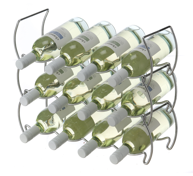 L.T. Williams - Stackable Wine Racks (Set Of 3)
