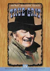 True Grit on DVD