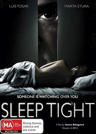 Sleep Tight on DVD