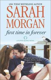 First Time in Forever by Sarah Morgan image