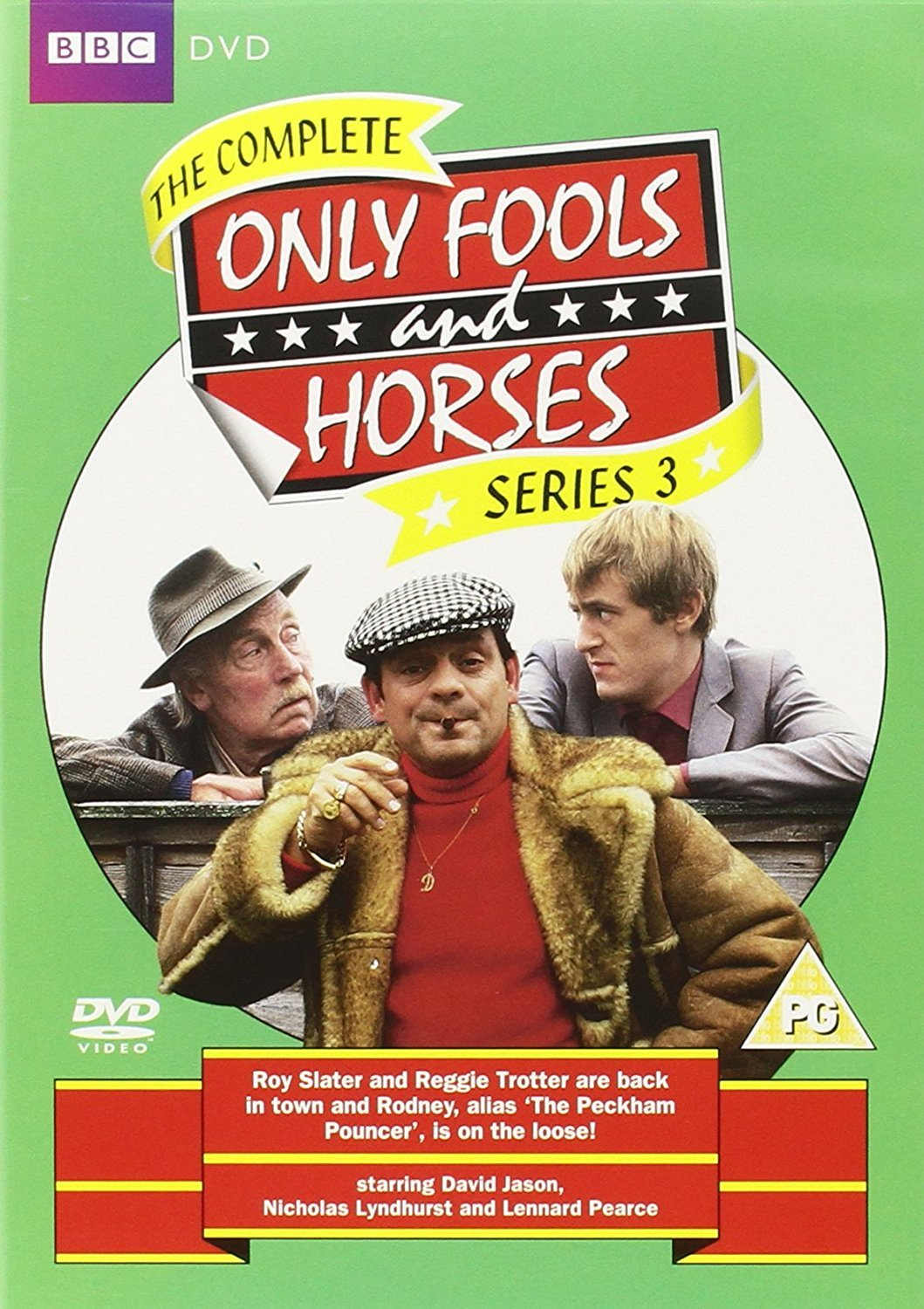 Only Fools And Horses - Complete Series 3 on DVD image