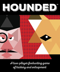 Hounded - Board Game