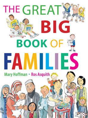 The Great Big Book of Families by Mary Hoffman image