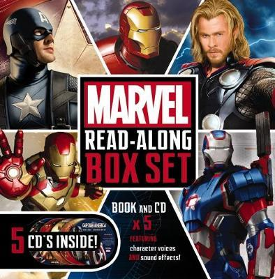 Marvel: Read-along Box Set