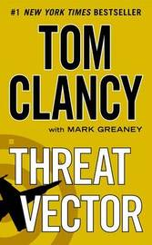 Threat Vector by Tom Clancy image
