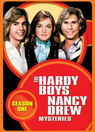 Hardy Boys/Nancy Drew Mysteries, The - Season 1 (4 Disc Set) on DVD image