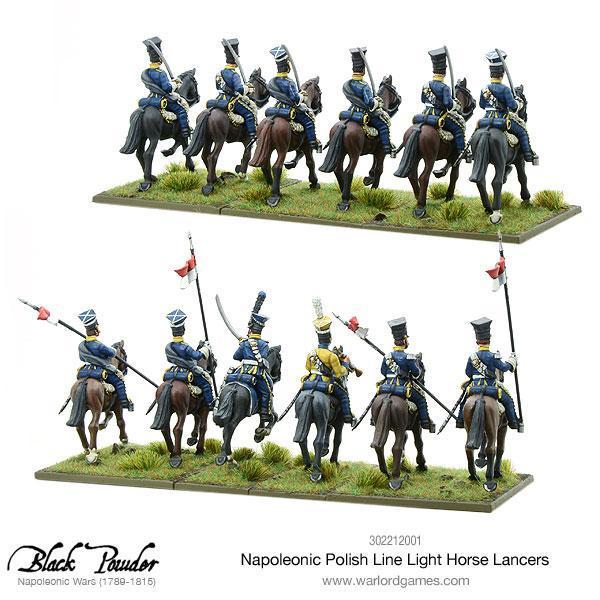 Napoleonic Polish Line Light Horse Lancers image