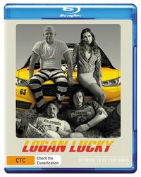 Logan Lucky on Blu-ray image