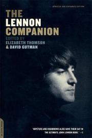 The Lennon Companion by David Gutman