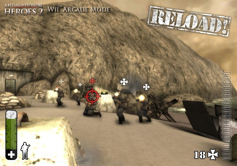 Medal of Honor: Heroes 2 for Nintendo Wii image