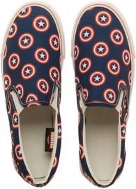 Marvel Captain America Unisex Deck Shoes (Size 8)