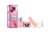 Le Mini Macaron All in One Gel Manicure Kit - Rose Creme