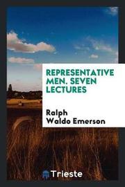 Representative Men by R W Emerson image