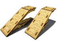 TTCombat: Tabletop Scenics - Forebearer Ramps