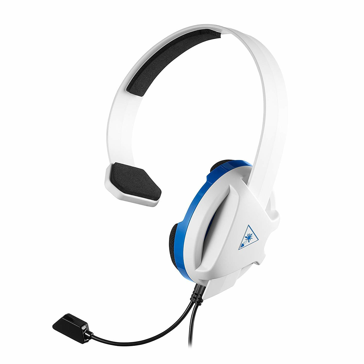Turtle Beach Recon Chat White Headset for PS4 image