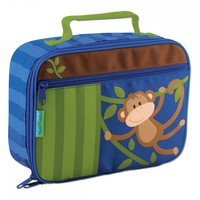 Stephen Joseph Lunch Box - Boy Monkey