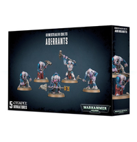 Warhammer 40,000 Genestealer Cults Aberrants