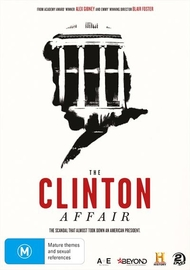 The Clinton Affair on DVD