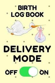 Birth Log Book by Birth Essentials image