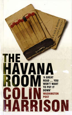 The Havana Room by Colin Harrison image