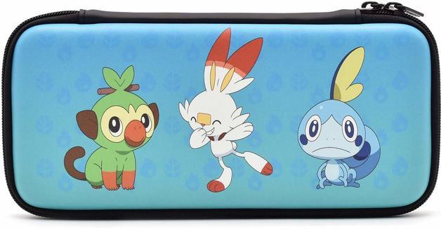 HORI Nintendo Switch Pokemon Sword Hard Pouch for Switch