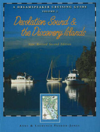 Desolation Sound and the Discovery Islands by Anne Yeadon-Jones image