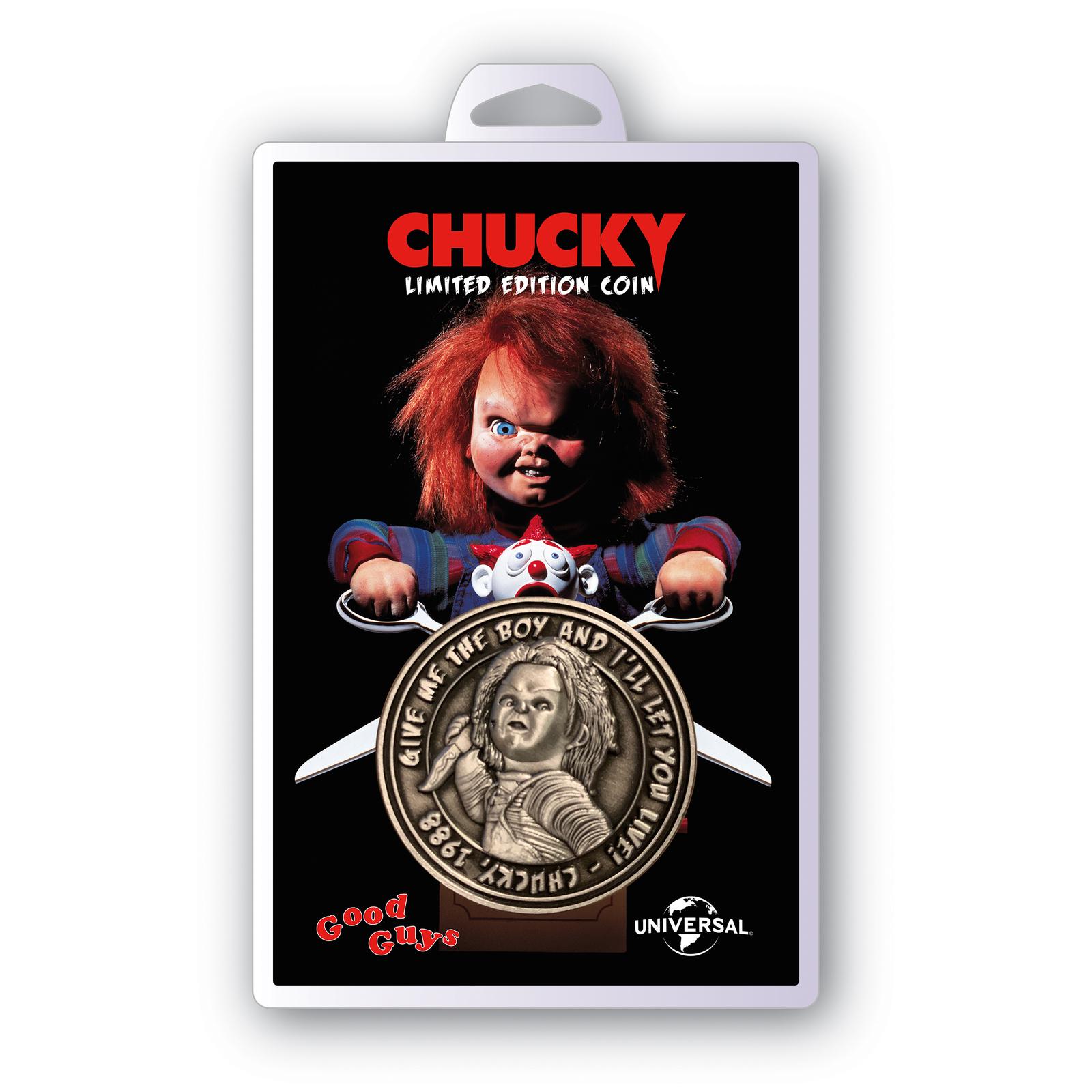 Child's Play: Collectible Coin - Chucky (2020) image