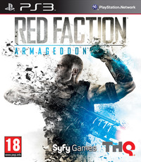 Red Faction: Armageddon for PS3
