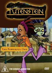 Tutenstein - Vol. 2: The Powerful  One on DVD