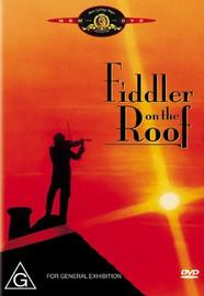 Fiddler On The Roof on DVD image