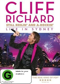 Cliff Richard: Still Reelin' and A-Rockin' - Live in Sydney on DVD