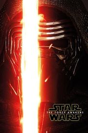 Star Wars 7 Kylo Ren Teaser Wall Poster (435)