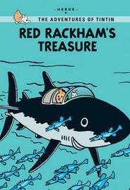 Red Rackham's Treasure (Young Reader's) by Herge