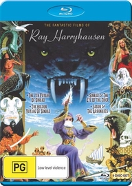 Ray Harryhausen's Collection on Blu-ray