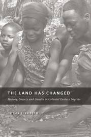 The Land Has Changed by Chima J Korieh image